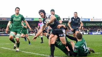 Ospreys well beaten in Connacht