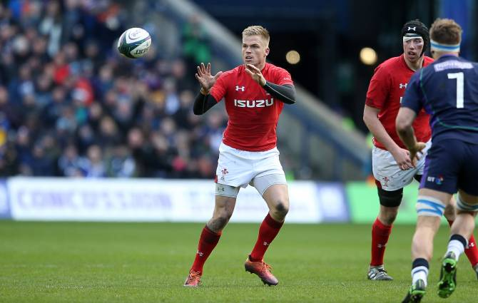 Anscombe out to embrace big day in Cardiff