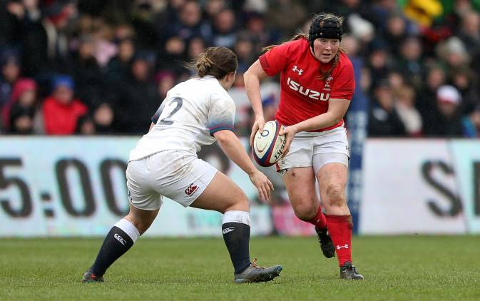 Former Scarlet Beirne starts for Ireland in Cardiff