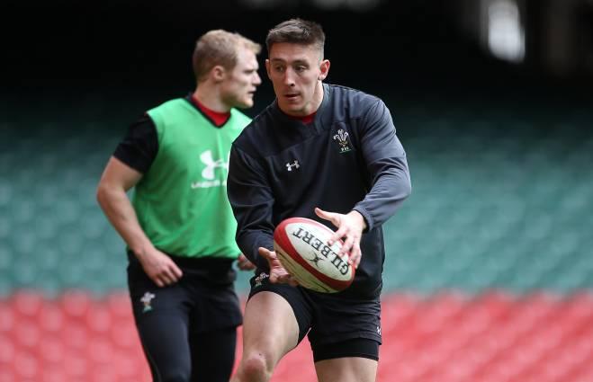Adams aiming high against Ireland