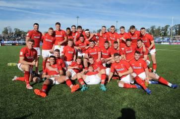 Wales U20 v Fiji U20 – Live Coverage