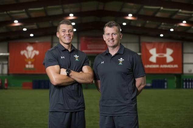 Craig Evans & Nigel Owens