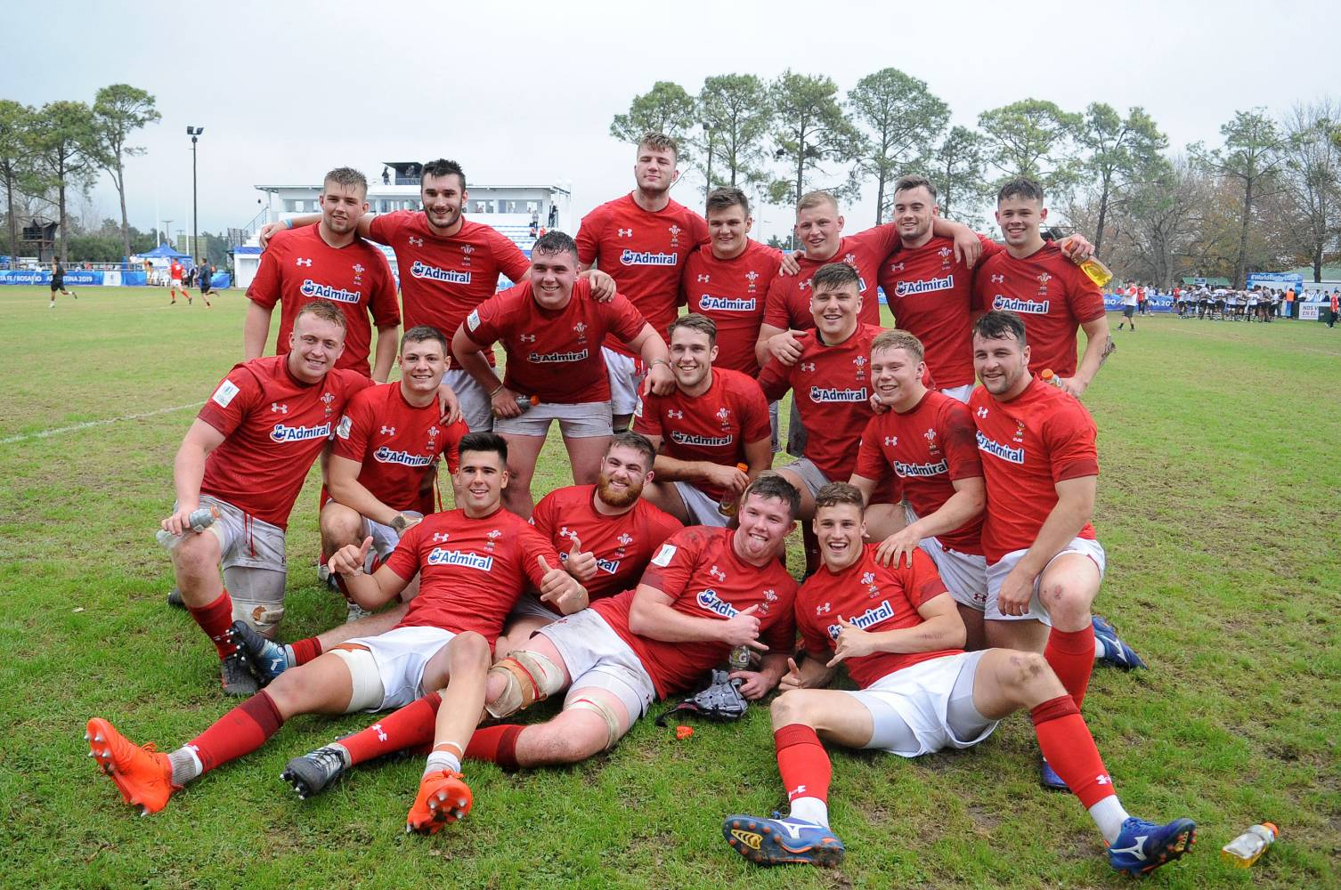 Wales Under-20 face New Zealand on Monday