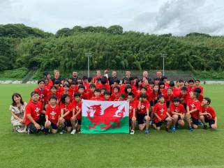 Wales increase engagement in Japan