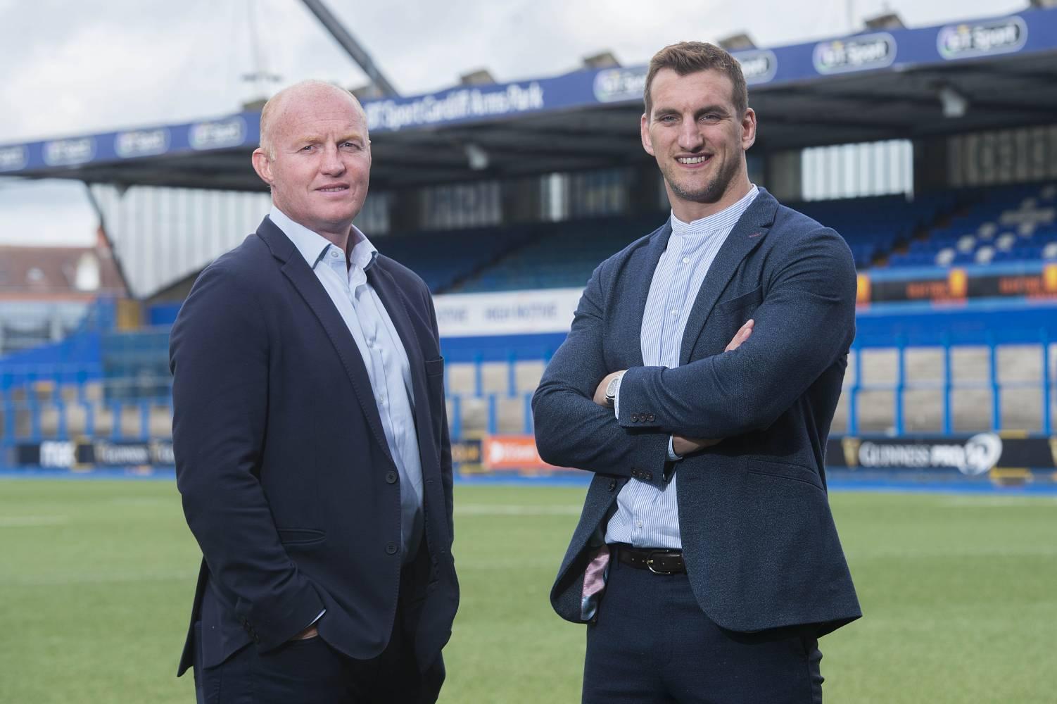 Wales legends join Cardiff Blues board