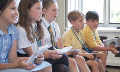 Pontnewydd School Press Conference