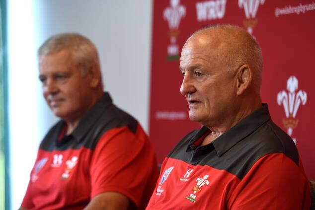 Wales reveal RWC 2019 squad