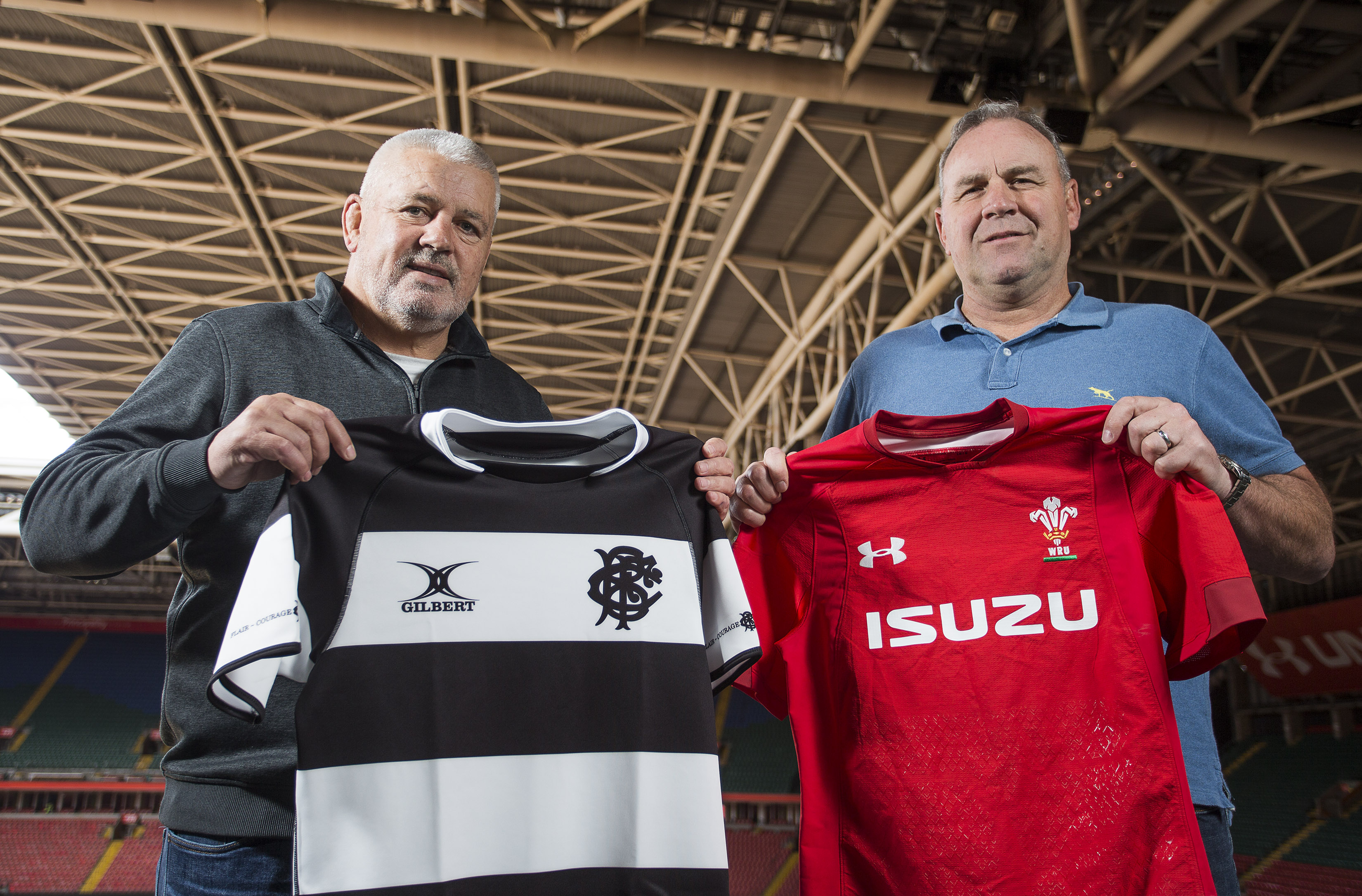 Welsh Rugby Union   Wales & Regions   Baa Baas double header on sale