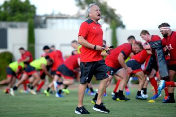 Performance department hails Wales' class of 2019