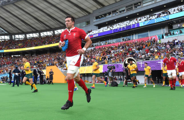 Tipuric getting better with age, believes Gatland