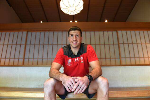 Nicky Smith proud to fly the flag for Waun
