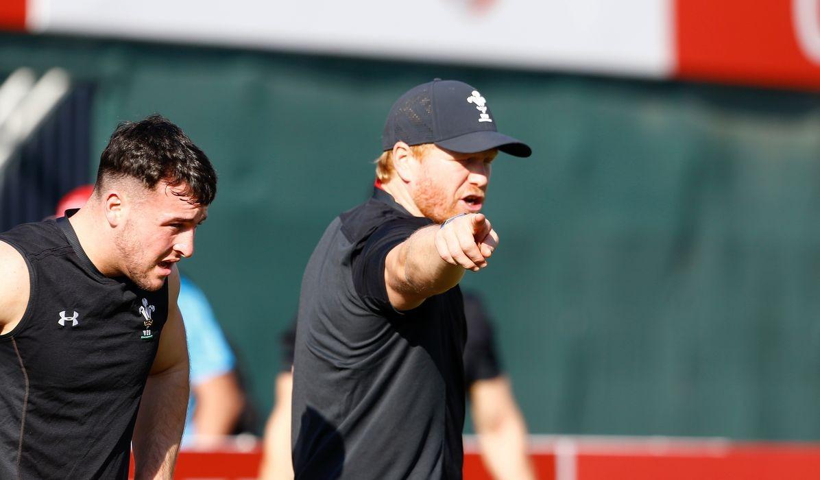 Pugh joins Ospreys coaching team