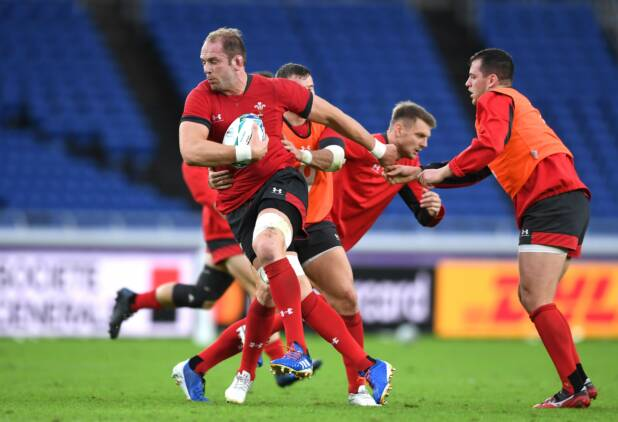 Wales and Gatland in running for top awards