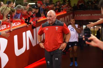 McBryde says the only way is up for Wales