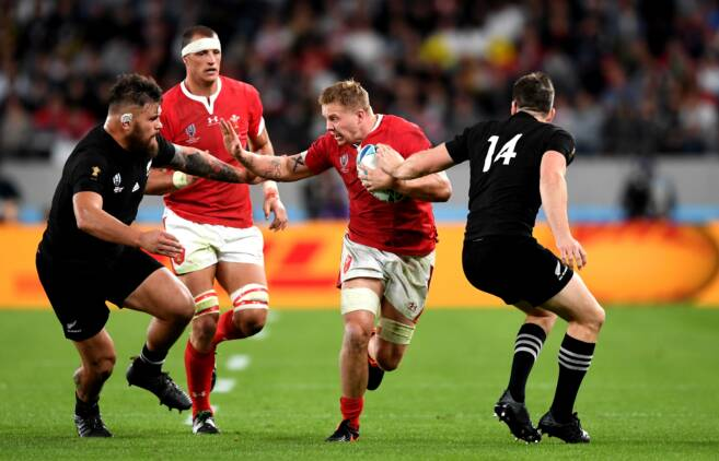 International players commit to Crawshay's clash with Wales