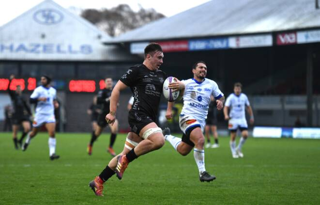 Phillips hoping to follow in Patchell's footsteps