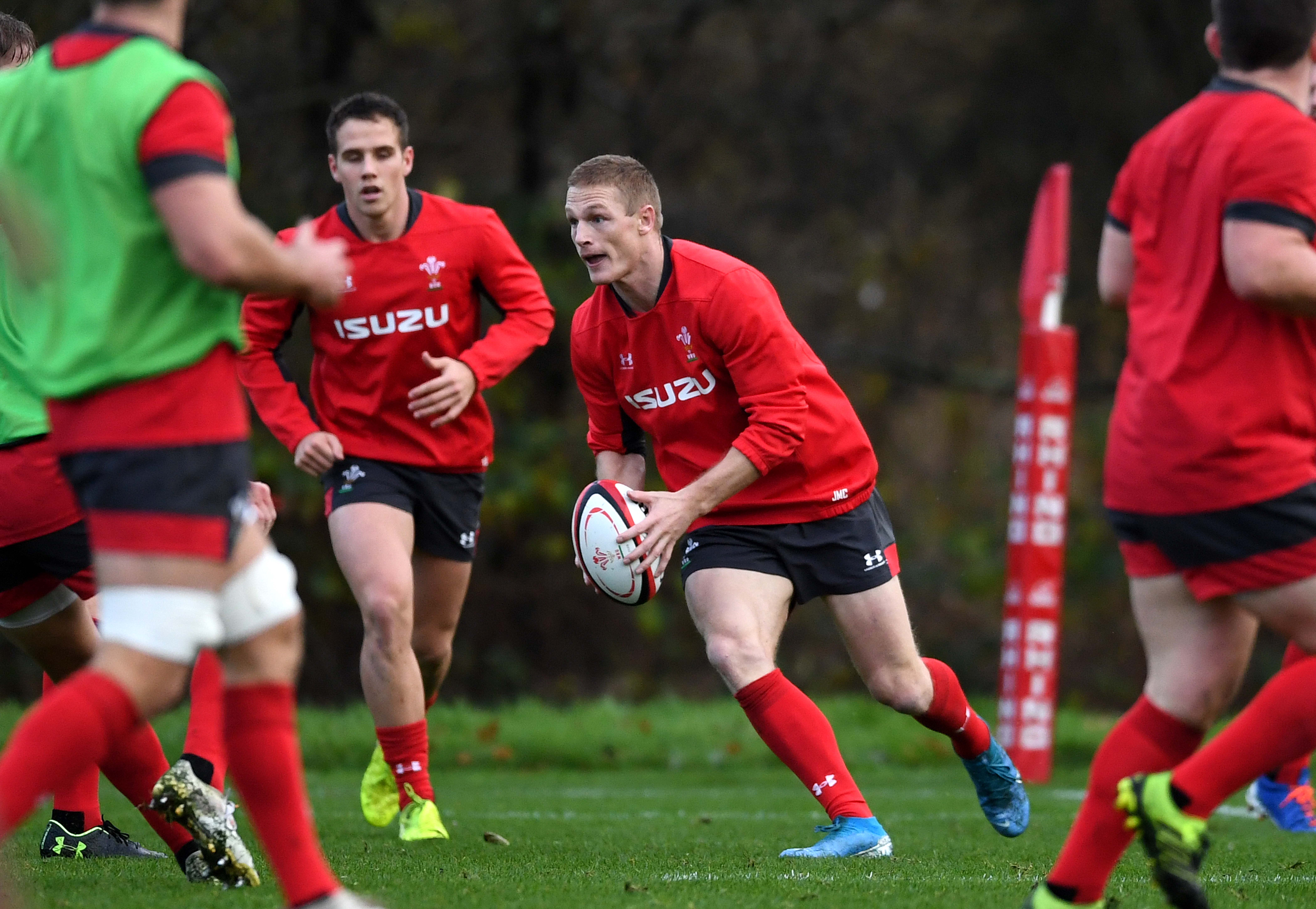 Welsh Rugby Union   Wales & Regions   Pivac names first Wales side ...