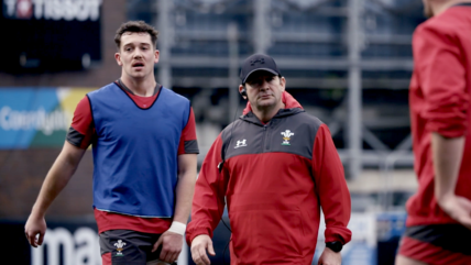 Edwards outlines Wales Sevens ambitions
