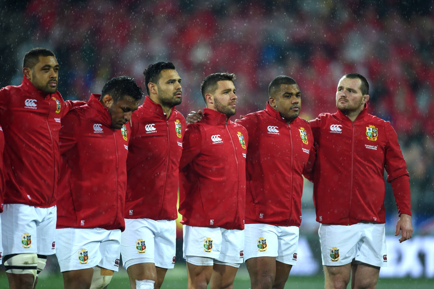 British & Irish Lions announce fixtures for 2021 tour