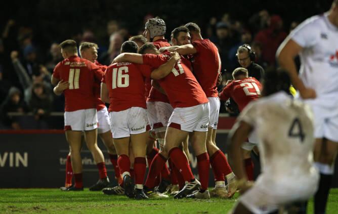 Wales U20 v England U20