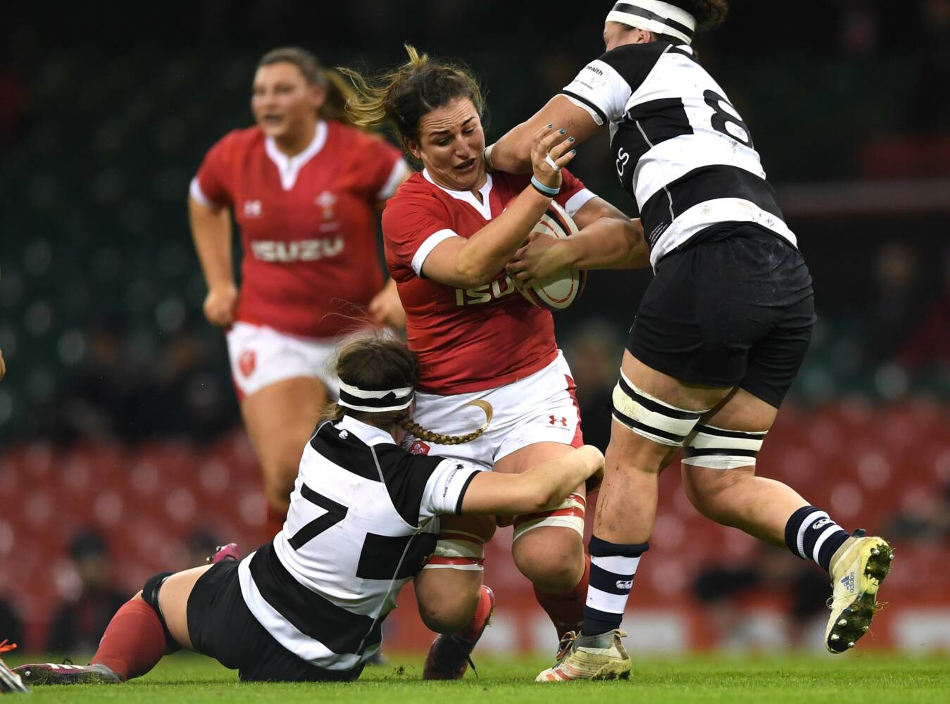 Wales Women building nicely for Six Nations, says Lillicrap