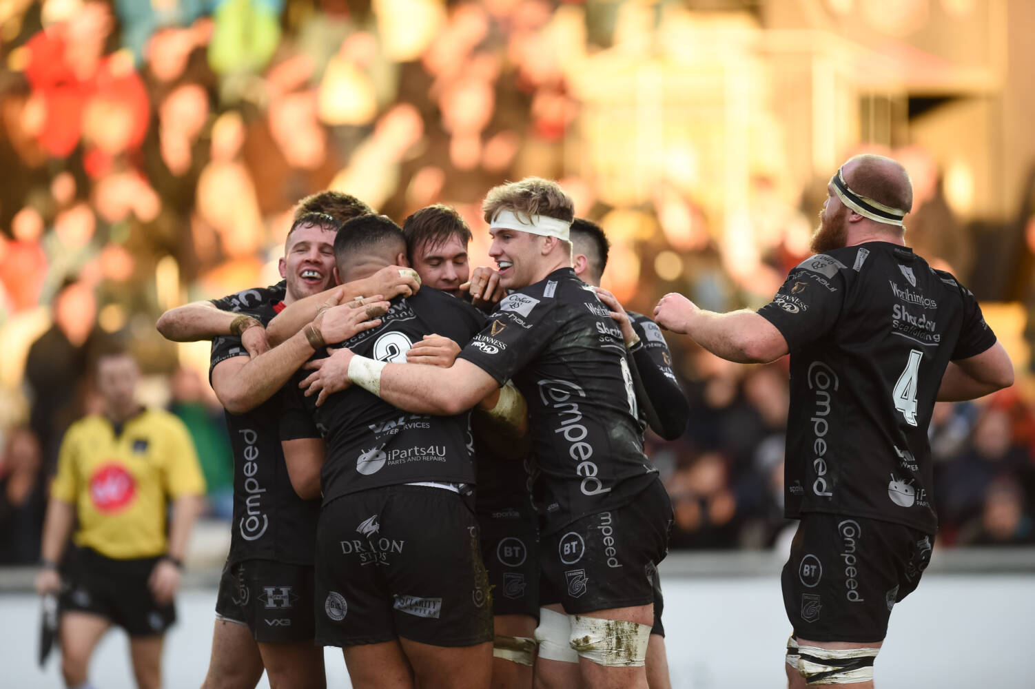 Dragons in good place for Castres challenge