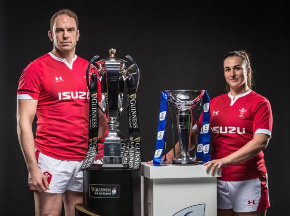 Wales captains