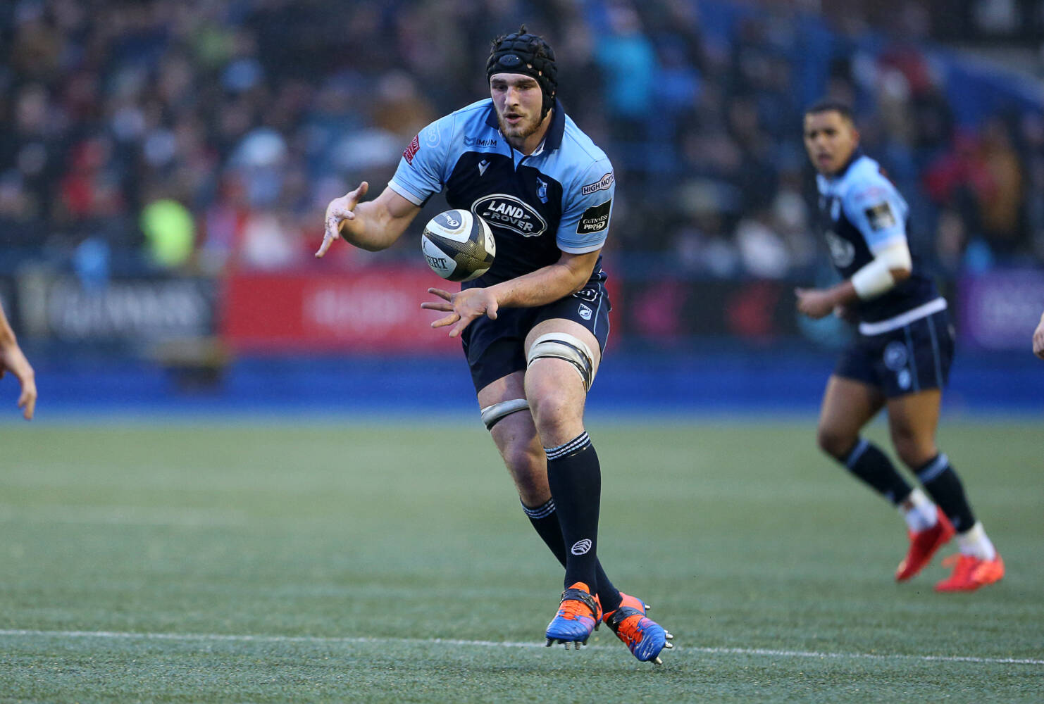 Ratti extends Cardiff Blues stay