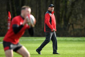 Pivac on selection for Italy