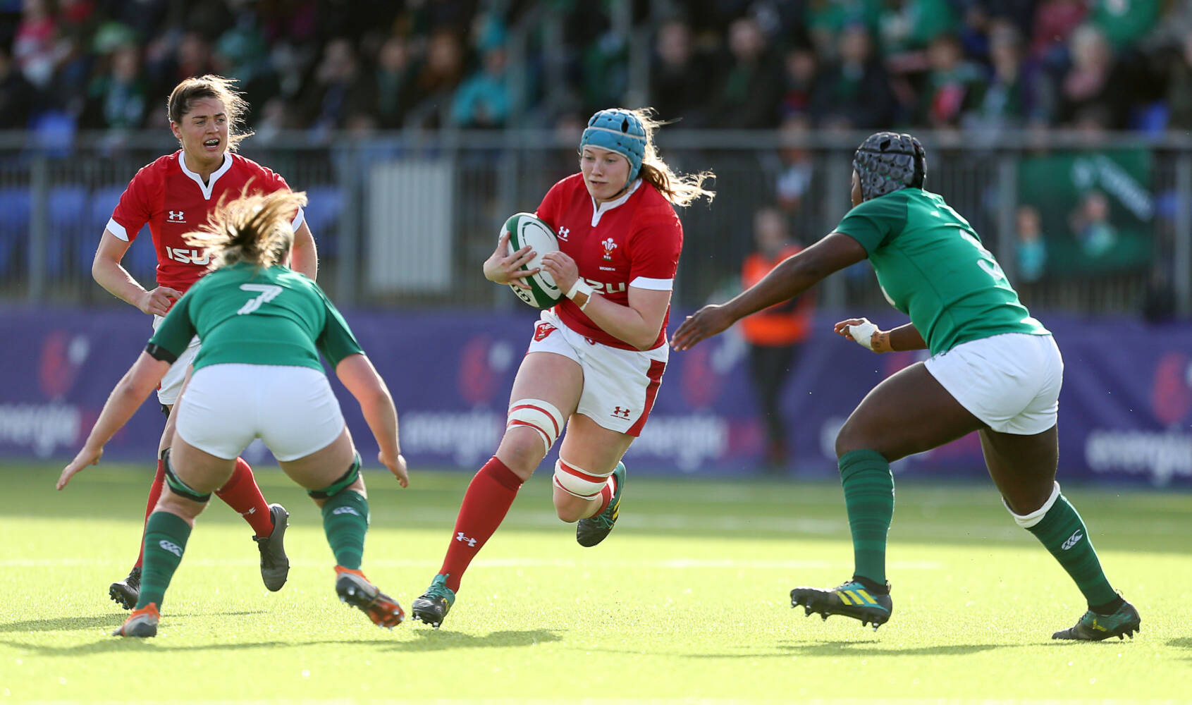 Ireland Women v Wales