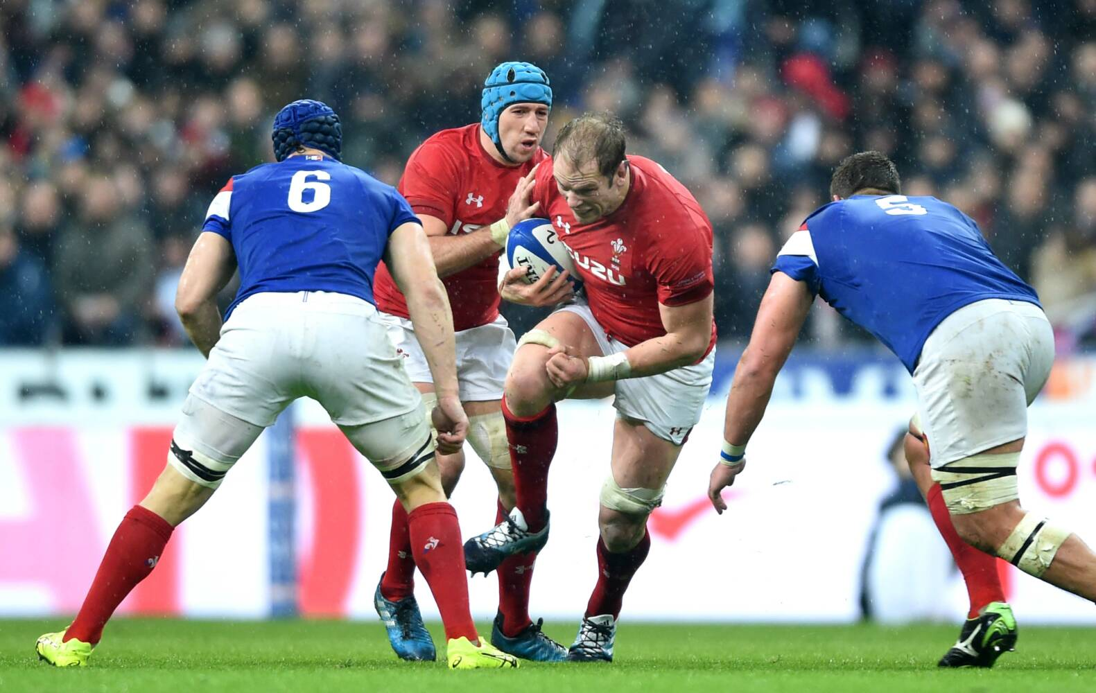 Wales fine-tuning for France