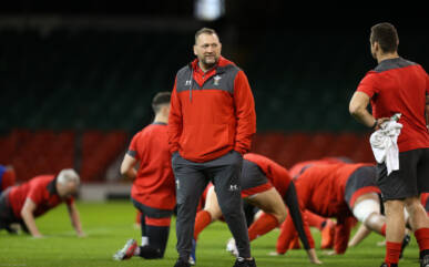 Humphreys squad update for France clash