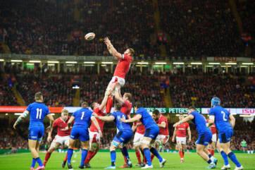 Principality Stadium 'energy' will be key, believes Ball