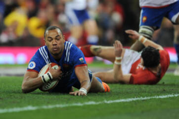 France make one change for Wales clash