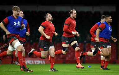 Sevens learn about Wales' Mint condition