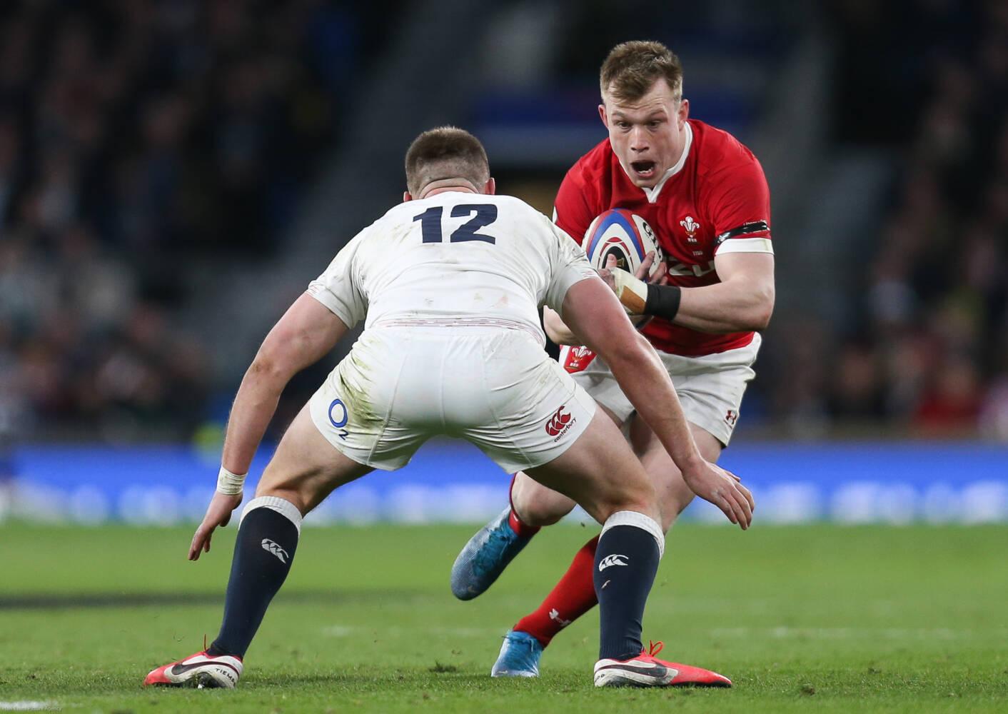Tompkins praised for strong test start