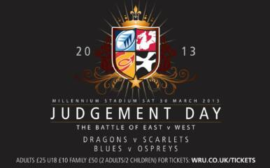 Judgement Day ticket update