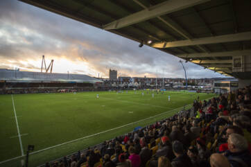 Rodney Parade to help in fight against coronavirus