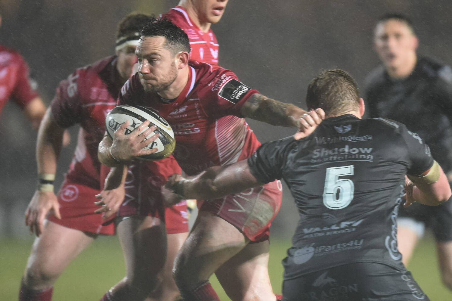 Lamb leaves Scarlets with fond memories