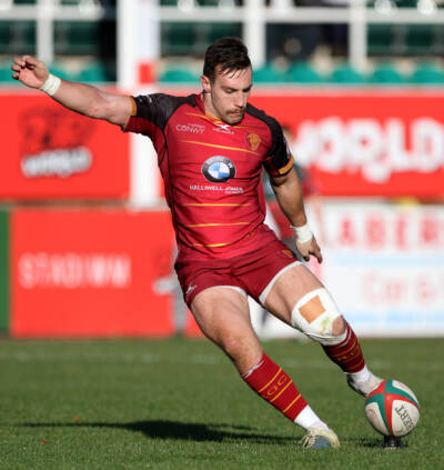 Reffell earning his stripes with Leicester Tigers