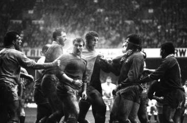 Finalist #3: 'The Battle of Cardiff, 1987'