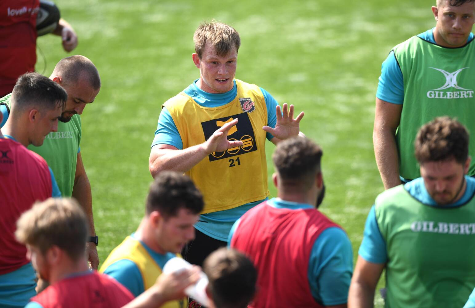 Narraway: Dragons ready for battle