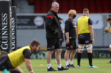 Ryan: Young Dragons will benefit from PRO14 experience