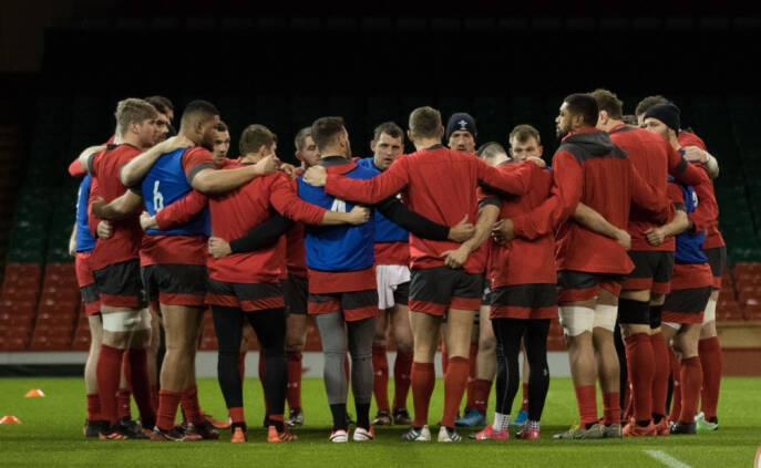 Scarlets warming up nicely for Toulon