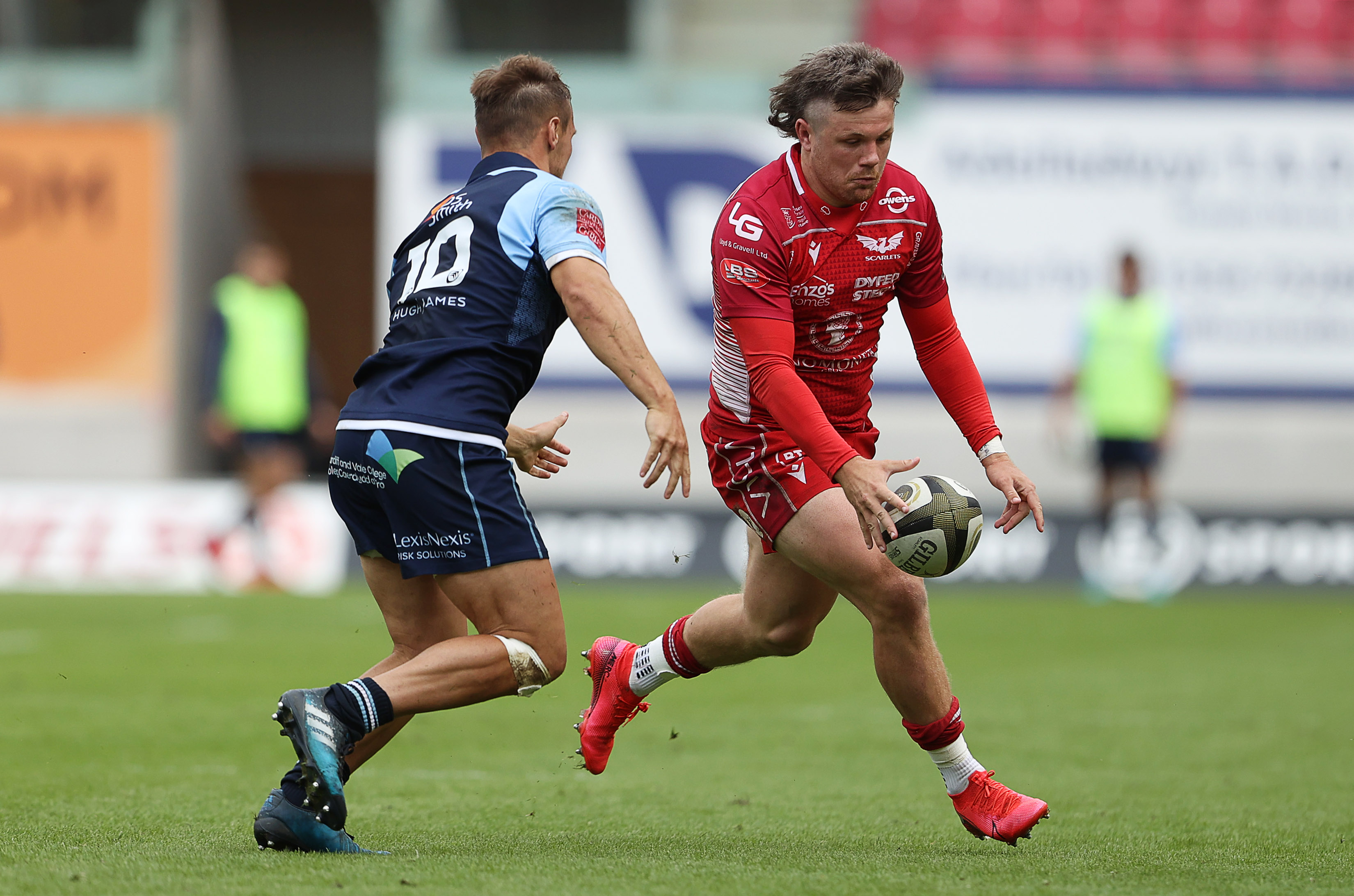 Welsh Rugby Union Wales Regions Evans Talks Fine Form Mullets And Toulon