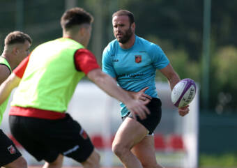 Fully loaded Dragons and Bristol set for mouth-watering battle