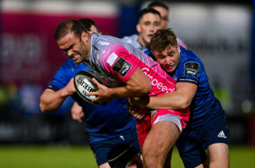 Step up or look out – Roberts warns PRO14 sides