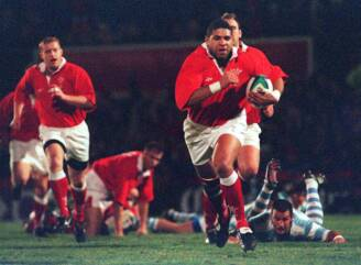 A history of Test rugby in Llanelli