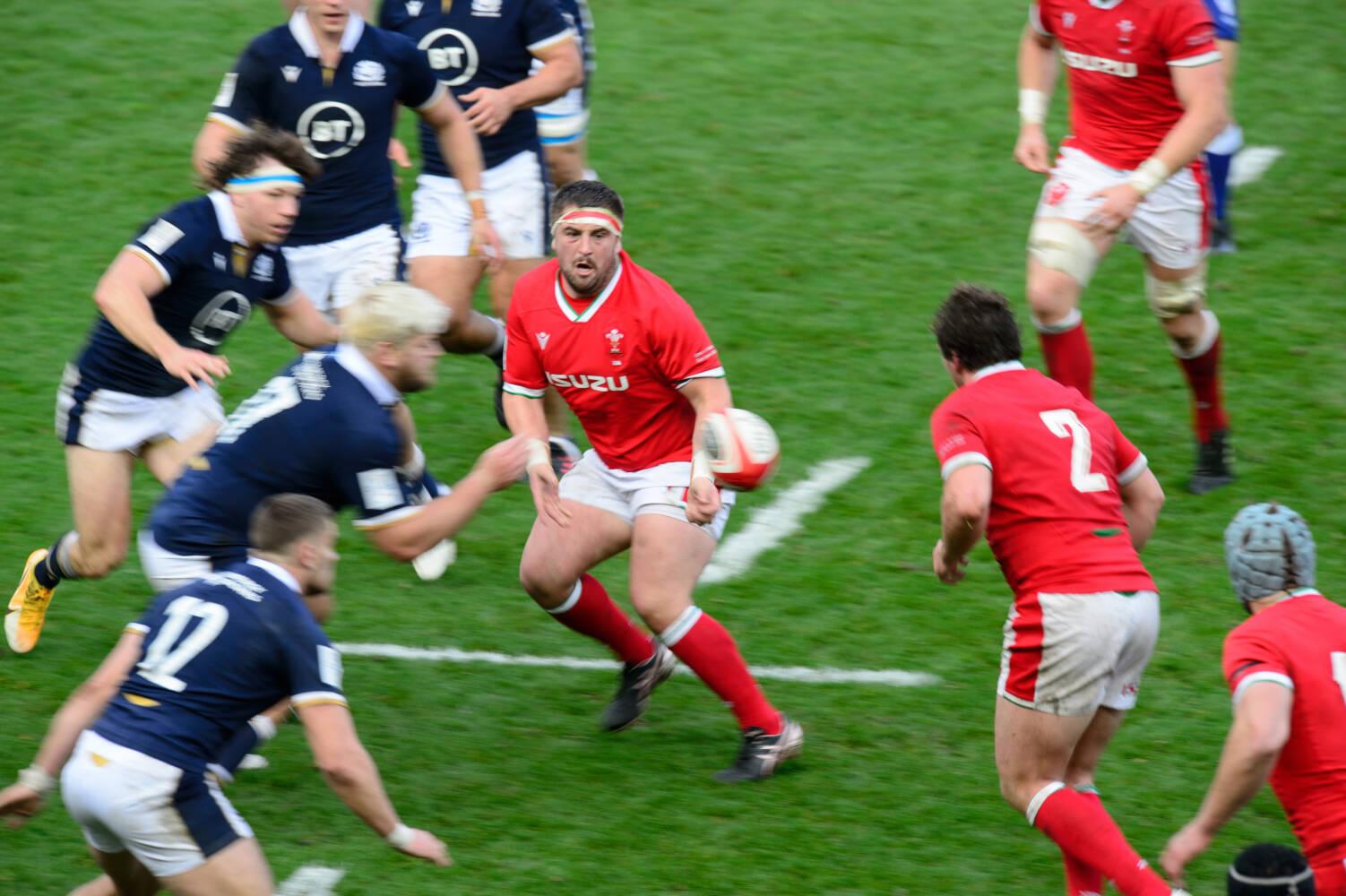 Jones looks to Ireland