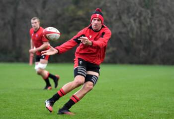 Tipuric ready for battle